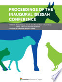 Proceedings Of The Inaugural Isessah Conference