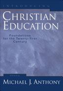 Introducing Christian Education