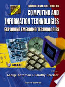 International Conference On Computing And Information Technologies Book PDF