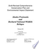 Alaska Peninsula and Becharof National Wildlife Refuges (N.W.R.), Revised Comprehensive Conservation Plan