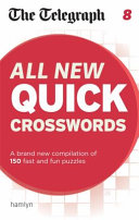 All New Quick Crosswords