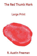 The Red Thumb Mark Online Book
