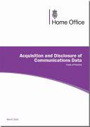 Read Online Acquisition and Disclosure of Communications Data For Free