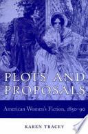 Plots And Proposals