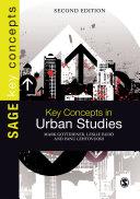 Key Concepts in Urban Studies