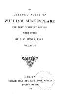 King Henry VI, part 1. King Henry VI, part 2. King Henry VI, part 3. King Richard III