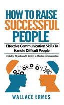 How to Raise Successful People Book