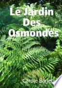 Le Jardin Des Osmondes Book