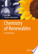 Chemistry of Renewables