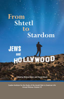 From Shtetl to Stardom