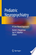 Pediatric Neuropsychiatry Book PDF