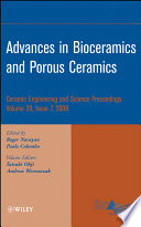 Advances in Bioceramics and Porous Ceramics