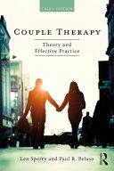 Couple Therapy Pdf