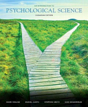 An Introduction to Psychological Science