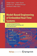 Model Based Engineering of Embedded Real Time Systems