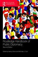 Routledge Handbook of Public Diplomacy Pdf/ePub eBook