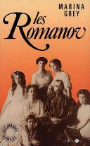 Pdf Les Romanov