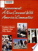 Empowerment  a New Covenant with America s Communities