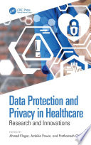 Data Protection and Privacy in Healthcare Book