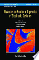 Advances On Nonlinear Dynamics Of Electronic Systems