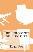 The Philosophy of Furniture
