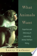 What Animals Want Book PDF