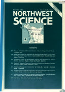 Northwest Science Book