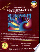 Rudiments of Mathematics Part 1