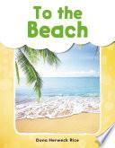 To the Beach  Read Along eBook