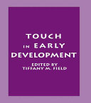 Cover of Touch in Early Development