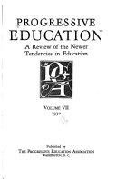 Progressive Education Book PDF