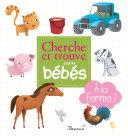 Cherche et trouve pour les bébés - À la ferme !