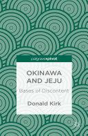Okinawa and Jeju: Bases of Discontent Pdf