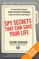 Spy Secrets That Can Save Your Life Deluxe