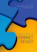 Pdf The Handbook of Market Design