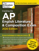 Cracking the AP English Literature   Composition Exam  2020 Edition