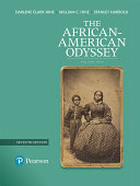 The African American Odyssey  Volume 1 Book