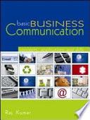 Basic Business Communication Book PDF