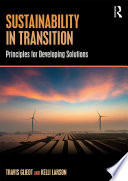 Sustainability in Transition