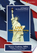 Live Like You Are Dying Book
