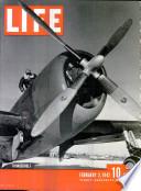 Feb 2, 1942