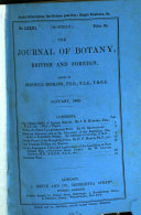 The Journal of Botany, British and Foreign ebook