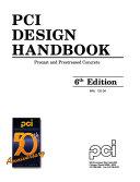PCI Design Handbook