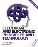 Electrical and Electronic Principles and Technology  5th ed Book