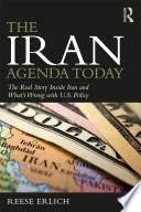 The Iran Agenda Today