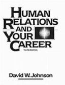 Human Relations and Your Career