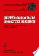 Optoelektronik in der Technik   Optoelectronics in Engineering
