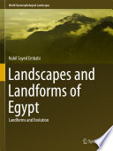 Landscapes and Landforms of Egypt Book