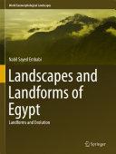 Landscapes and Landforms of Egypt