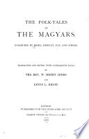The Folk tales of the Magyars